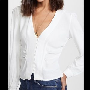 Free People Maise Top - NWT